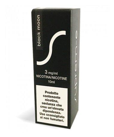 Suprem-e BLACK MOON (LIQUIRIZIA) Liquido 10ml