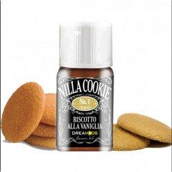 Dreamods NO.1 NILLA COOKIE (Biscotto alla Vaniglia) - Aroma concentrato 10ml
