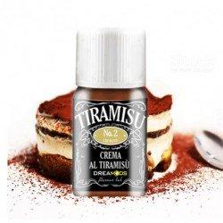 Dreamods NO.2 TIRAMISU (Tiramisù) - Aroma concentrato 10ml