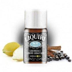 Dreamods NO.81 LIQUIRI' (Limone liquirizia ghiaccio) - Aroma concentrato 10ml