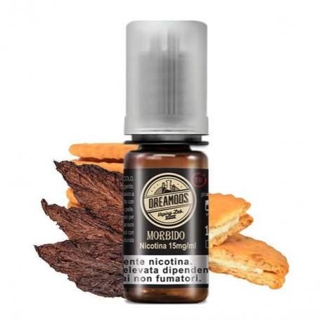 Dreamods Tabacco NO.21 MORBIDO 0mg (Tabacco e biscotto) - Liquido pronto 10ml