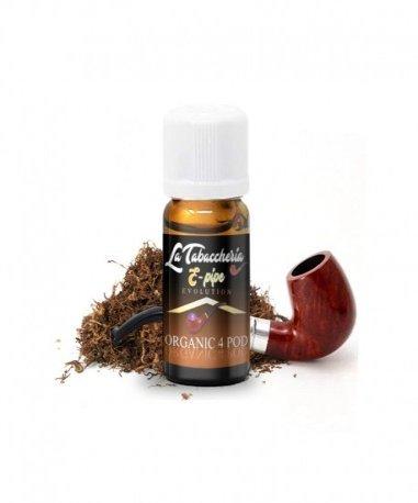 Tabacco E-Pipe (pipa) - Linea Organic 4 Pod - La Tabaccheria - Aroma Concentrato