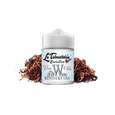 Tabacco White Kentucky Usa - Linea EXTREME 4 Pod VAPE SHOT - La Tabaccheria - Aroma Scomposto 20ml