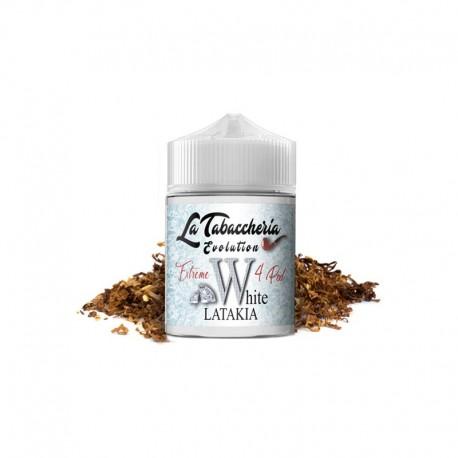 Tabacco White Latakia - Linea EXTREME 4 Pod VAPE SHOT - La Tabaccheria - Aroma Scomposto 20ml