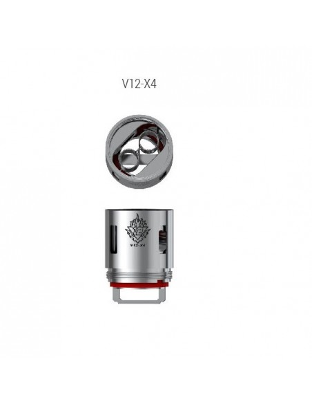 SMOK RESISTENZA V12-X4