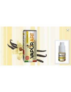 Liquido vaporart vaniglia super vanilla