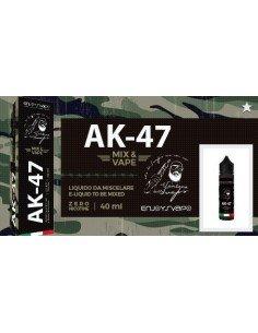 AK-47 40ml Mix&Vape by Il Santone dello svapo