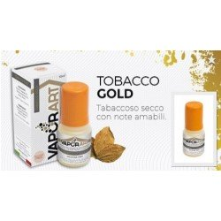 Vaporart TOBACCO GOLD Liquido 10ml