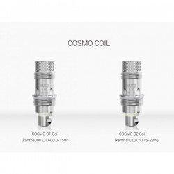 Resistenza Coil Vaptio COSMO Tank  0.7ohm - ricambio